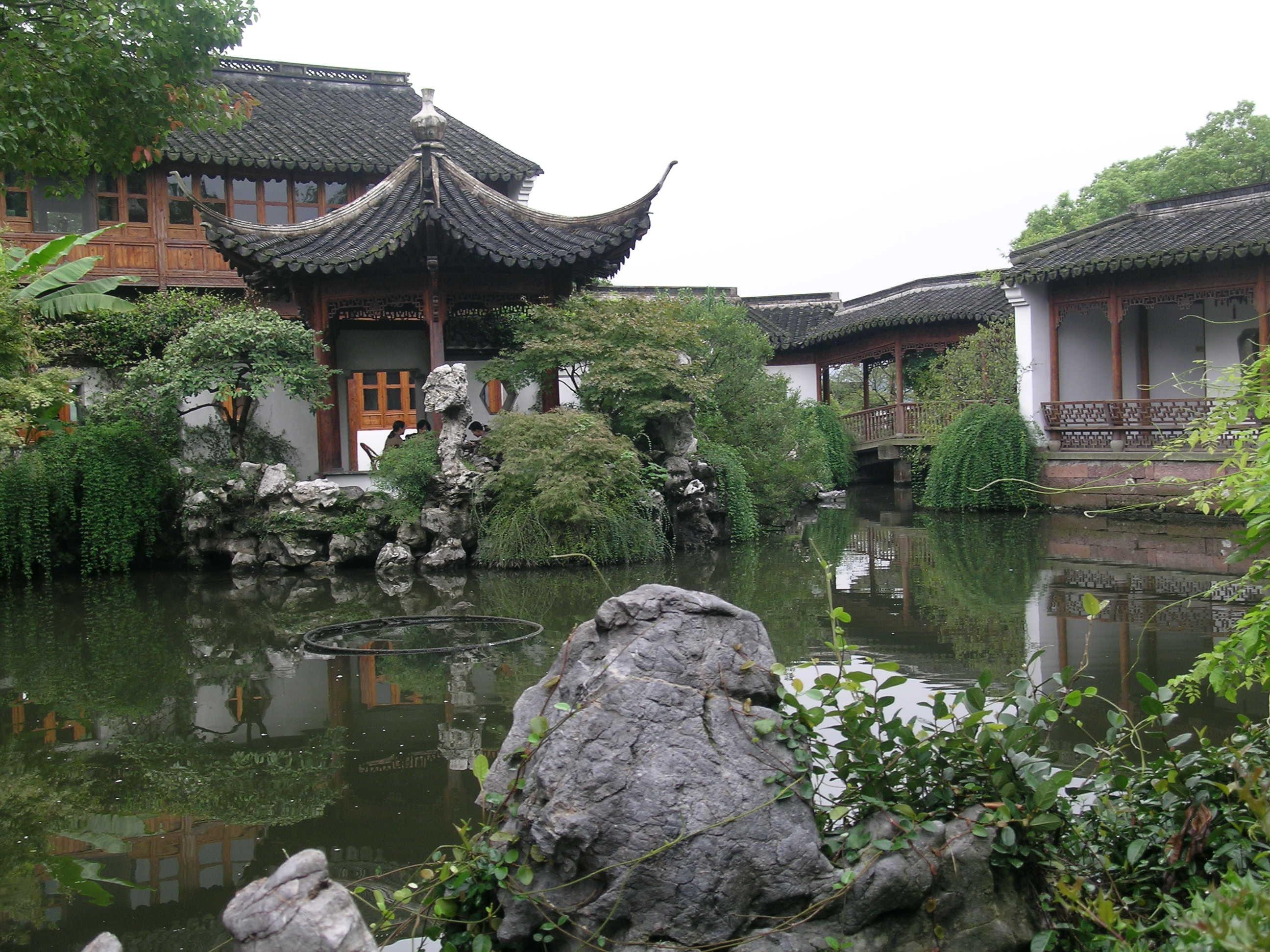 Feng Shui Tour, Chiness Garden | Blue Mountain Feng Shui ... on Modern Feng Shui Garden  id=99780