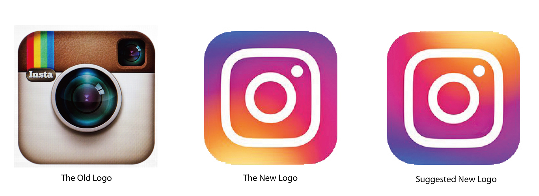 instagrams new logo design