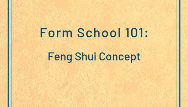 Dr Hsu Fengshui talk 15 Concept