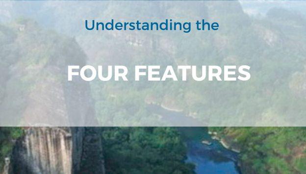 Dr Hsu Fengshui talk 17 Four Features