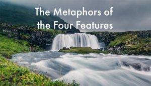 Fengshui Four Features Metaphor Shantung Hsu
