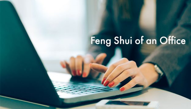 Feng Shui of an Office. Photo: Depositphotos