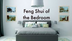 Fengshui of bedroom