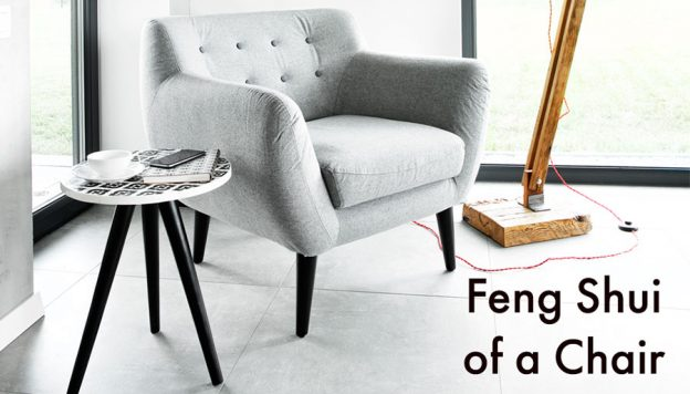 Fengshui of a chair