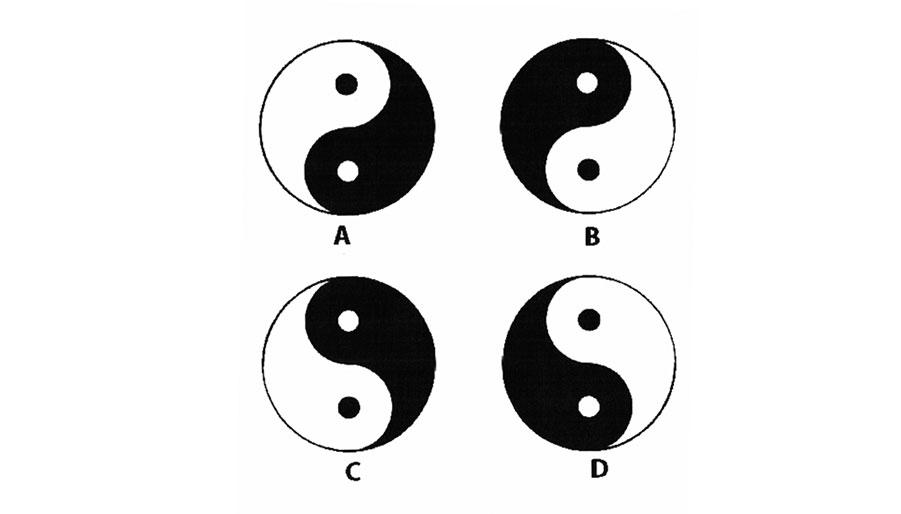 Four Taichi diagrams
